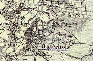 Papen-Atlas (Osterholz und Scharmbeck)